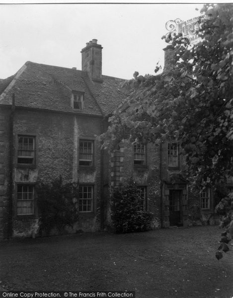 Photo of Aberdour, House 1953