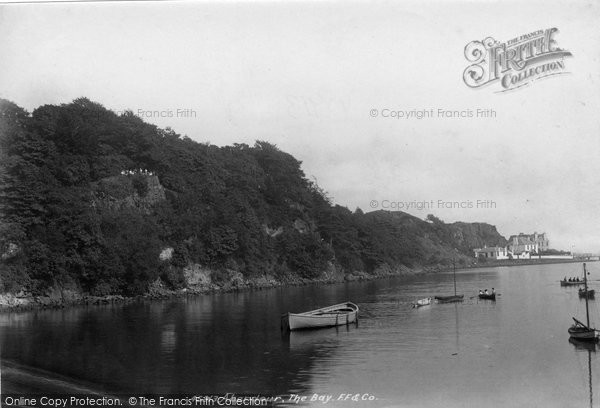 Photo of Aberdour, The Bay 1900