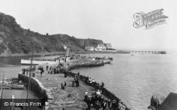 The Stone Pier 1900, Aberdour