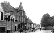 Aberdour, The Woodside Hotel 1900