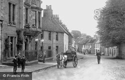The Woodside Hotel 1900, Aberdour
