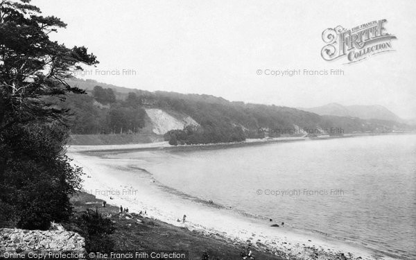 Photo of Aberdour, White Sands 1897
