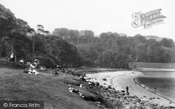 Aberdour, White Sands 1900