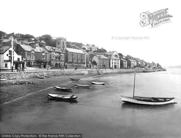 Photo of Aberdovey, 1935