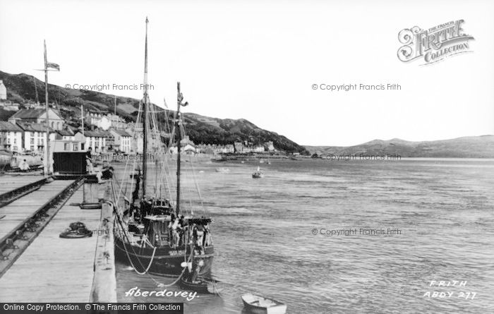 Photo of Aberdovey, c.1960