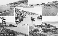 Aberdovey, Composite c.1955, Aberdyfi