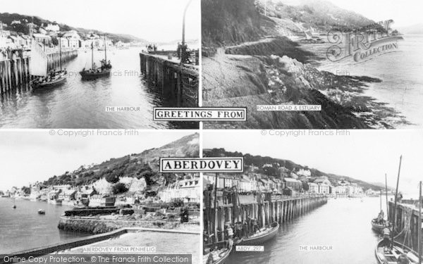 Photo of Aberdovey, Composite c.1960