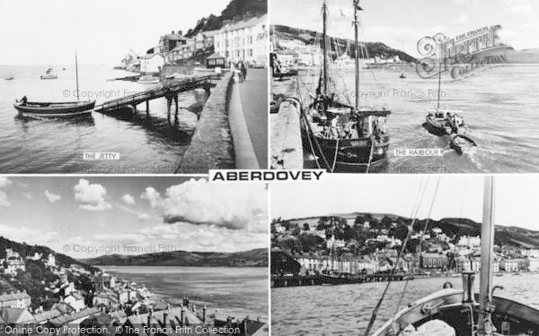 Photo of Aberdovey, Composite c.1965
