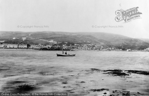 Photo of Aberdovey, From The Sands  1892