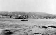 Aberdovey, From The Sands  1892