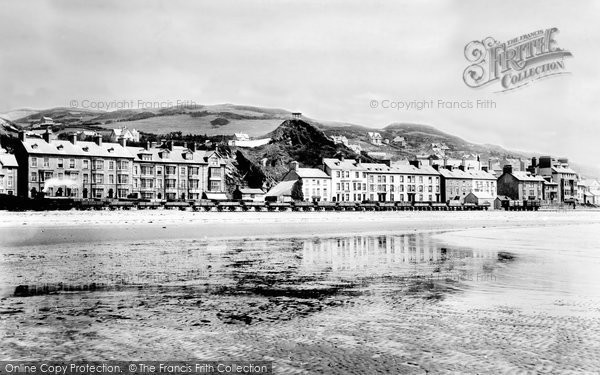 Photo of Aberdovey, From The Sands 1901
