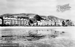 Aberdovey, From The Sands 1901