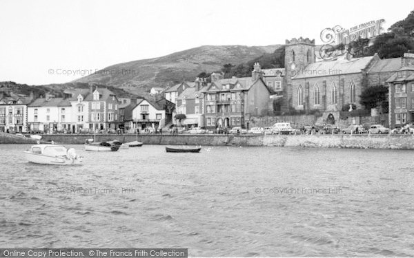 Photo of Aberdovey, From The Sea c.1960