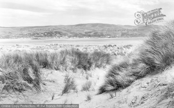 Photo of Aberdovey, from Ynyslas 1933