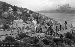 Aberdovey, General View c.1955