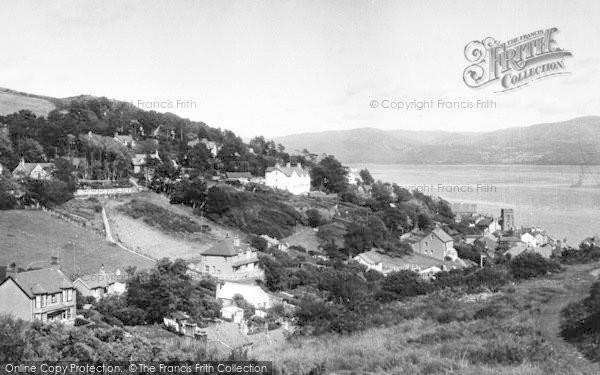Photo of Aberdovey, General View c.1960