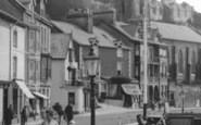 Aberdovey, Ladies Taking A Walk c.1939