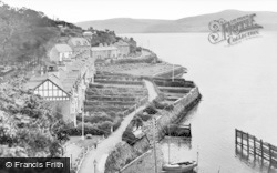 Aberdovey, Penhelig c.1939, Aberdyfi