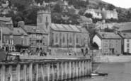 Aberdovey, St Peter's Church c.1939