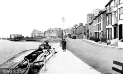 Aberdovey, The Front 1935