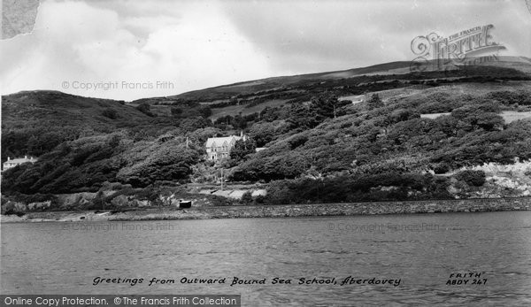 Photo of Aberdovey, The Outward Bound Sea School c.1960