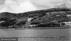 Aberdovey, The Outward Bound Sea School c.1960