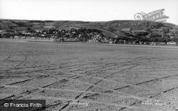 Aberdovey, The Sands c.1965, Aberdyfi