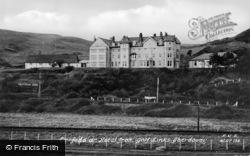 Aberdovey, Trefeddian Hotel From Golf Links c.1955