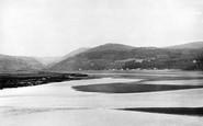 Aberdovey, View Across The Dovey  1892