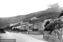 Aberdovey, Village c.1955, Aberdyfi