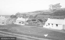 Abereiddy, c.1960