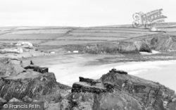 Abereiddy, General View c.1960