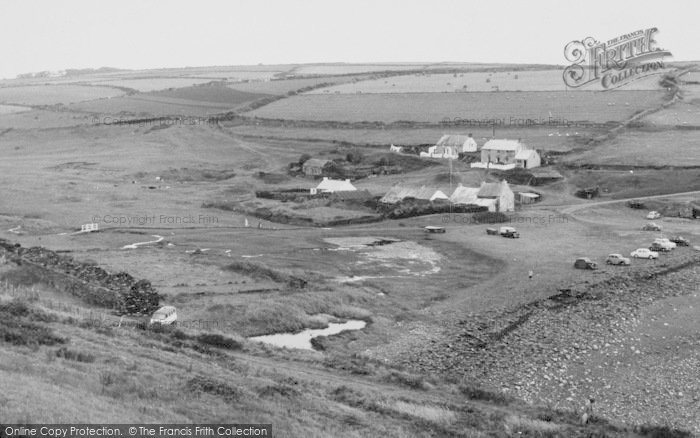 Photo of Abereiddy, General View c.1960
