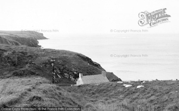 Photo of Abereiddy, The Bay c.1960