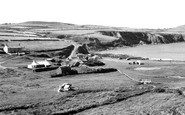 Abereiddy, The Bay c.1960