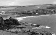 Abereiddy, View From Old Watch Tower c.1960
