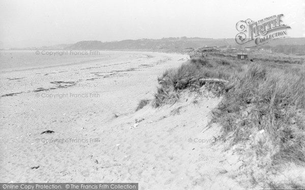 Photo of Abererch, Beach 1936