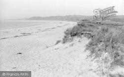 Abererch, Beach 1936