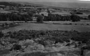 Abererch, From Clogwyn Mawr c.1950