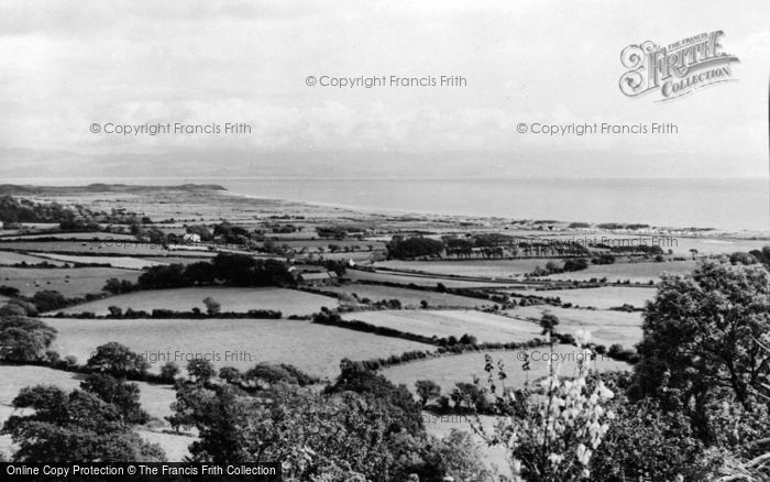 Photo of Abererch, General View c.1960