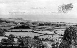 Abererch, General View c.1960