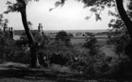 Abererch, Mofra Farm And Bay c.1950