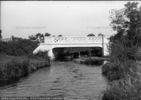 Photo of Abererch, New Bridge 1936