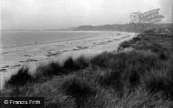 Abererch, The Bay 1936