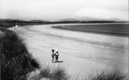 Abererch, The Sands, Mofra c.1950
