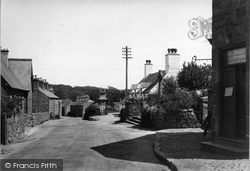 Abererch, The Village c.1950