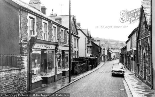 Photo of Aberfan, Aberfan Road c.1965