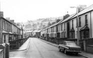 Aberfan, Aberfan Road c1965