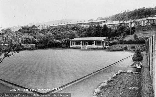 Aberfan, the Bowling Green c1965