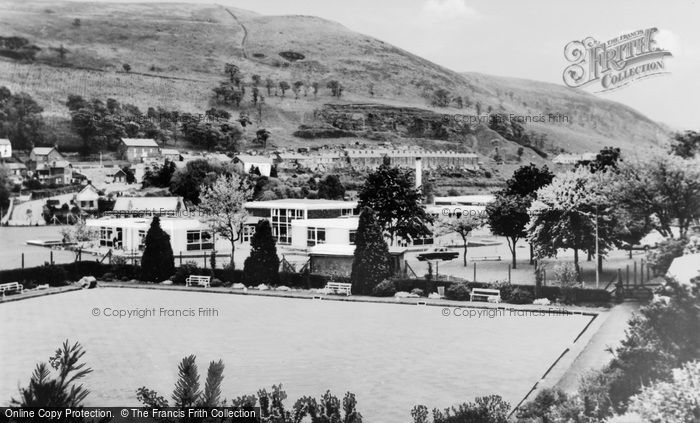 Photo of Aberfan, The New School c.1970